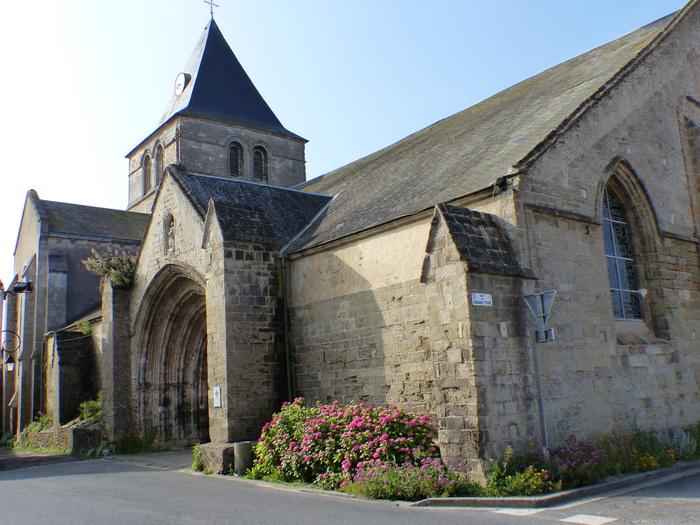 Journées du patrimoine 2019 - Visite libre de l'Eglise Saint-Philbert