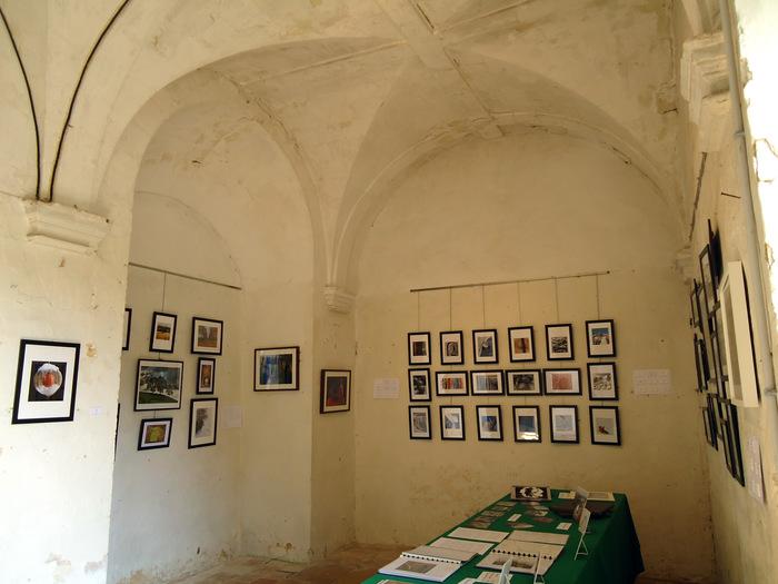 Journées du patrimoine 2019 - Exposition à l'abbaye de Tuffé