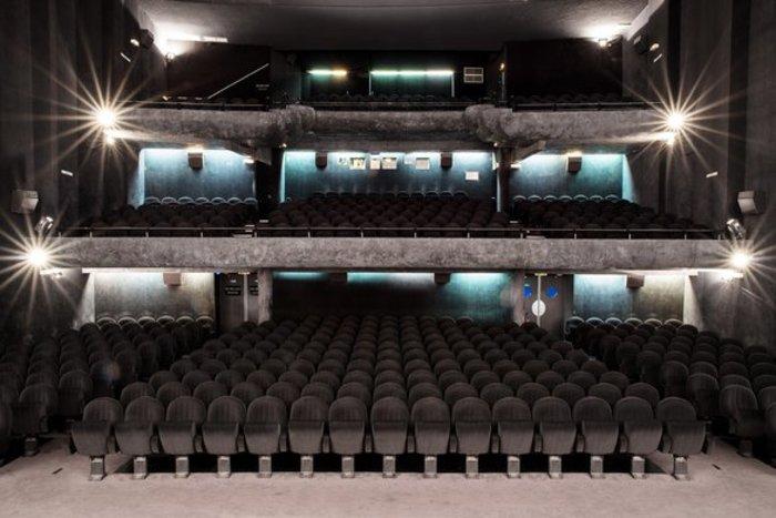 Journées du patrimoine 2019 - Visitée guidée de la cabine de projection du cinéma Max Linder Panorama
