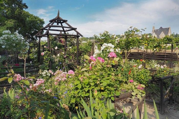 Journées du patrimoine 2020 - Déconstruire la ville - « Quimper, il n'y a que des pavés » - Jardin de Locmaria