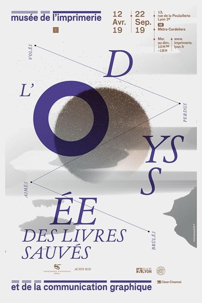 Journées du patrimoine 2019 - Exposition « L'Odyssée des livres sauvés