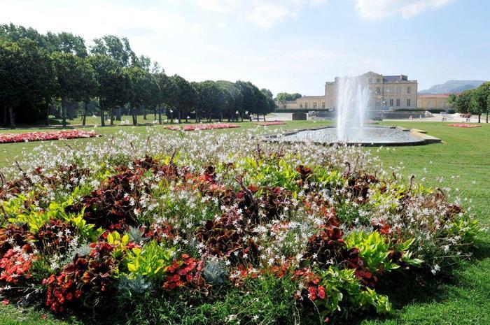 Journées du patrimoine 2019 - Visite guidée du Parc Borély