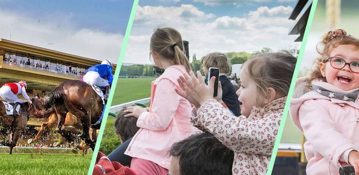 Journées du patrimoine 2019 - Hippodrome en Famille