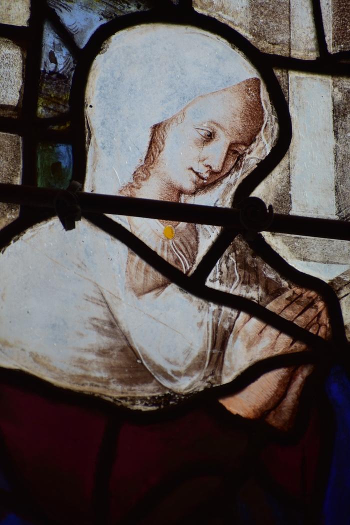 Journées du patrimoine 2020 - Visite guidée de l'église de Condé-sur-Vesgre