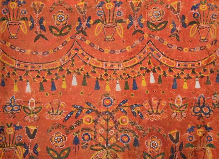 Journées du patrimoine 2019 - Demonstration de fabrication de toiles de Hambye