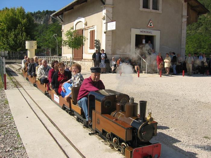 Journées du patrimoine 2019 - Visite guidée du musée et de l'ancienne station de pompage SNCF, exposition réseau modélisme de 16 mètres de long, échelle HO