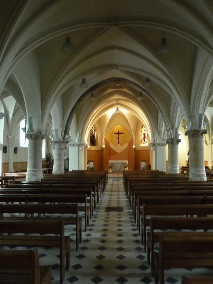 Journées du patrimoine 2019 - Visite libre de l'église Saint-Philippe-Saint-Jacques