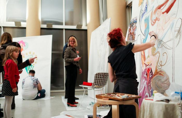 Nuit des musées 2019 -Une soirée dessinée
