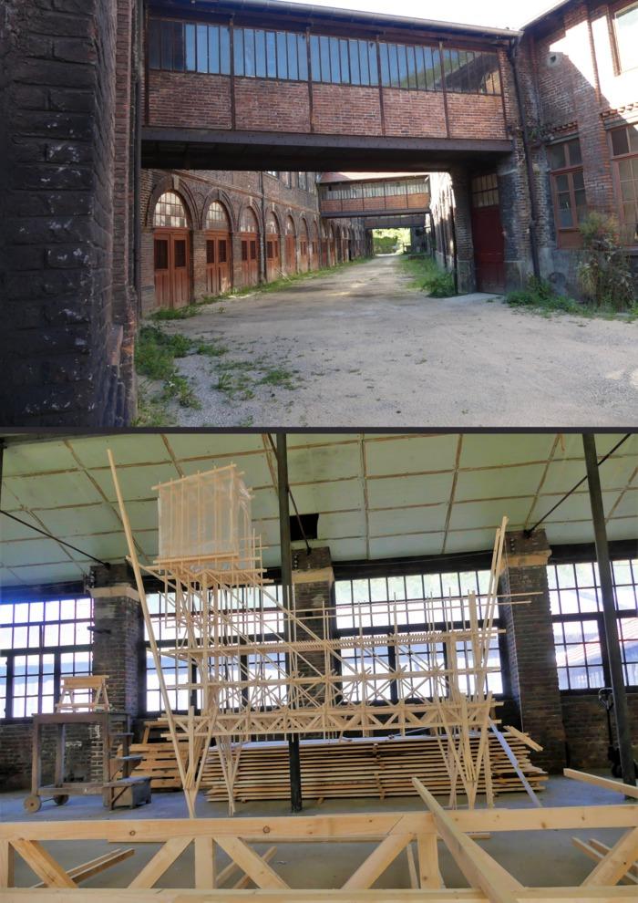 Journées du patrimoine 2020 - Ouverture exceptionnelle du site industriel de l'Alliance et exposition
