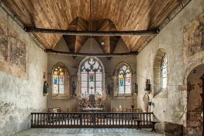 Journées du patrimoine 2020 - L'art investit la chapelle Sainte-Suzanne