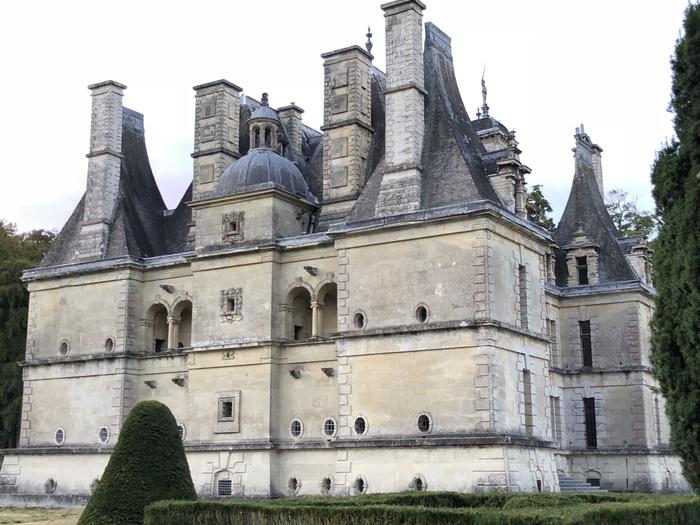 Journées du patrimoine 2019 - Visite libre du parc du château de Bailleul