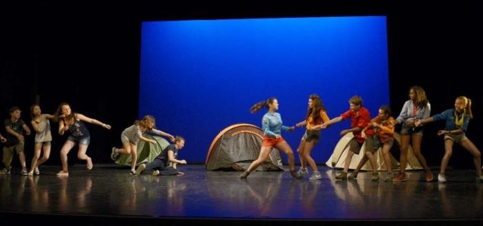 Stage de théâtre improvision pour ados - Cie de L'Athanor