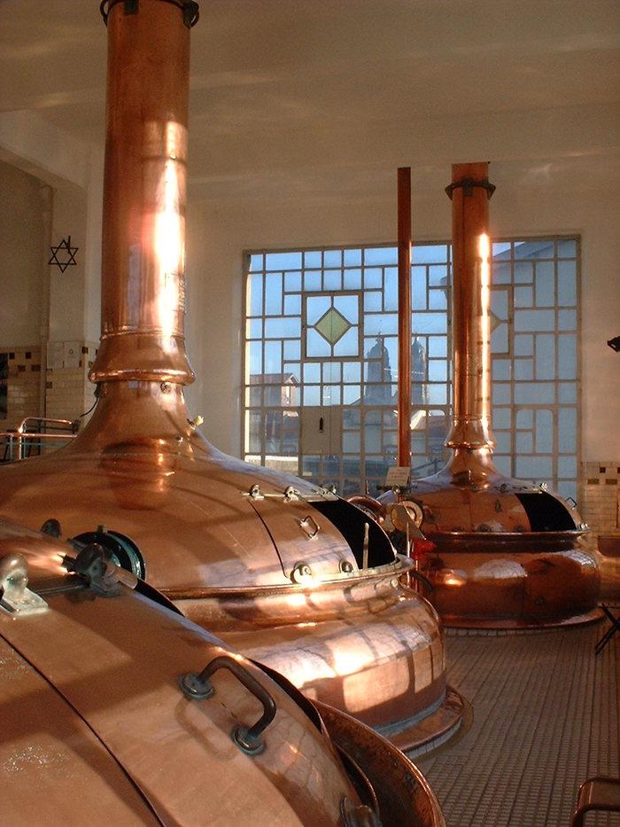 Journées du patrimoine 2019 - Une brasserie industrielle