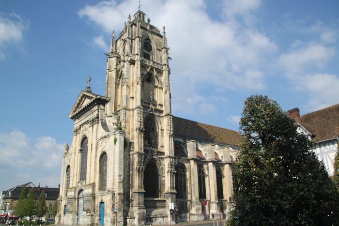Journées du patrimoine 2019 - Visite libre de l'église Saint Jean d'Elbeuf