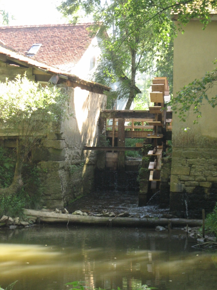 Journées du patrimoine 2019 - Moulin de la Croix de Ratte