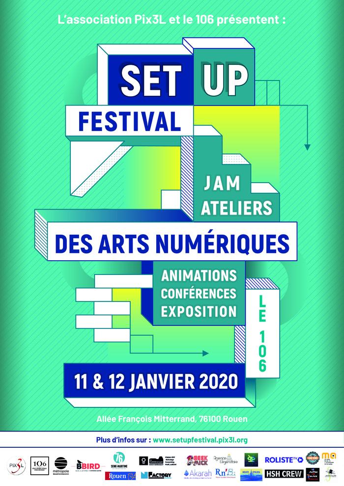 Set Up Festival