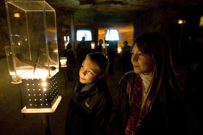 Journées du patrimoine 2020 - Visites guidées de la Caverne du Dragon