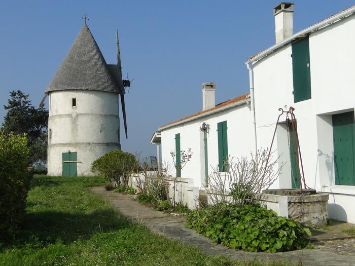 Journées du patrimoine 2019 - Découverte d'un moulin du XVIIe siècle, sur