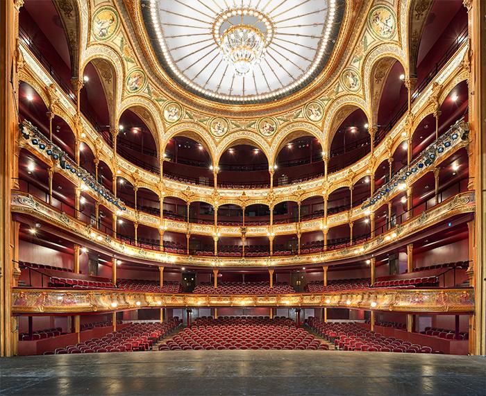 Journées du patrimoine 2019 - Visite guidée - Théâtre du Châtelet