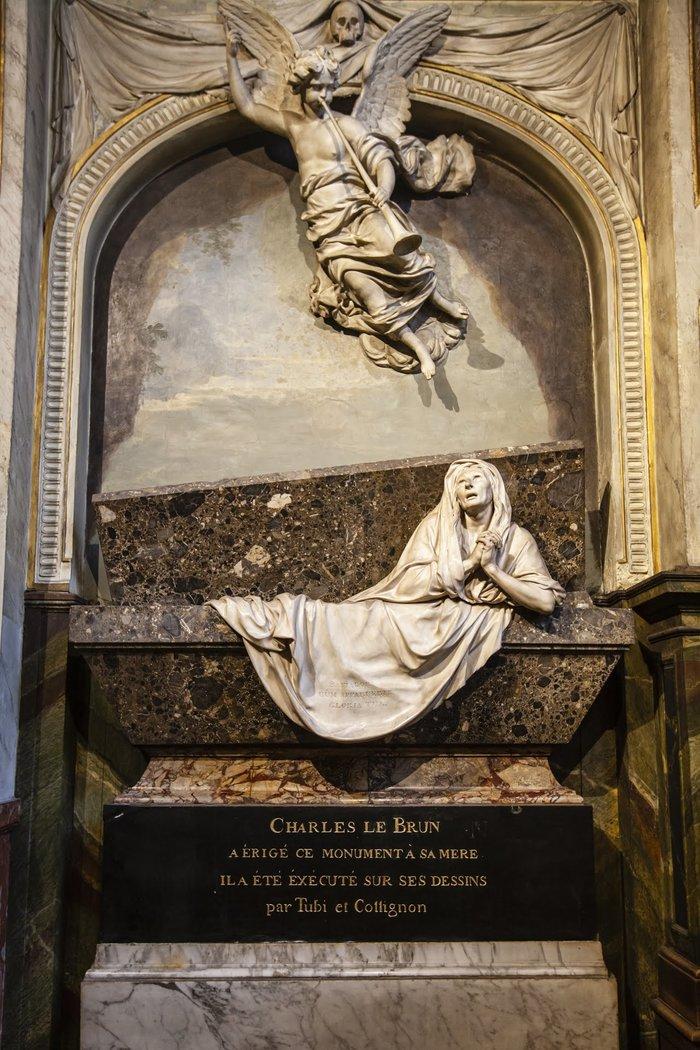 Journées du patrimoine 2020 - Visites thématiques de l'église Saint Nicolas du Chardonnet