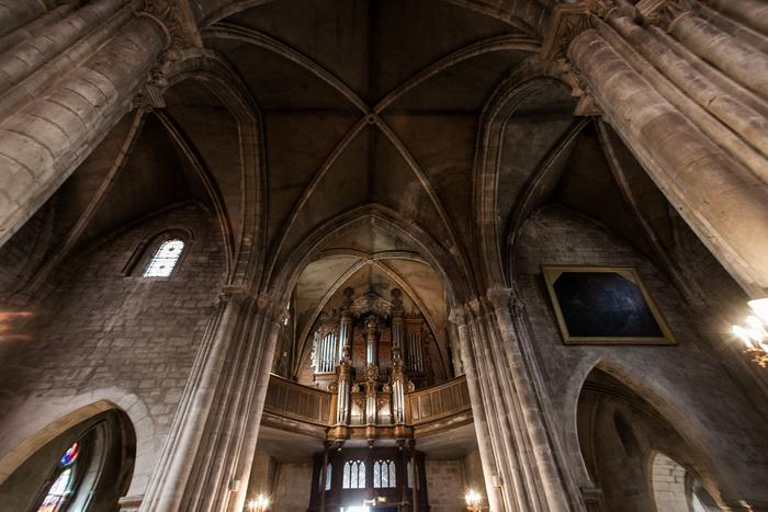 Journées du patrimoine 2019 - Centre historique de Neufchâteau - Visite de l'Eglise Saint Nicolas