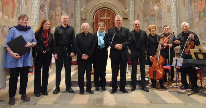 Journées du patrimoine 2019 - Vita Brevis en concert
