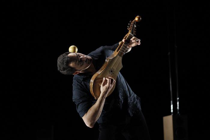 Journées du patrimoine 2020 - Conférence-spectacle jonglée : Des troubadours à la jonglerie musicale contemporaine