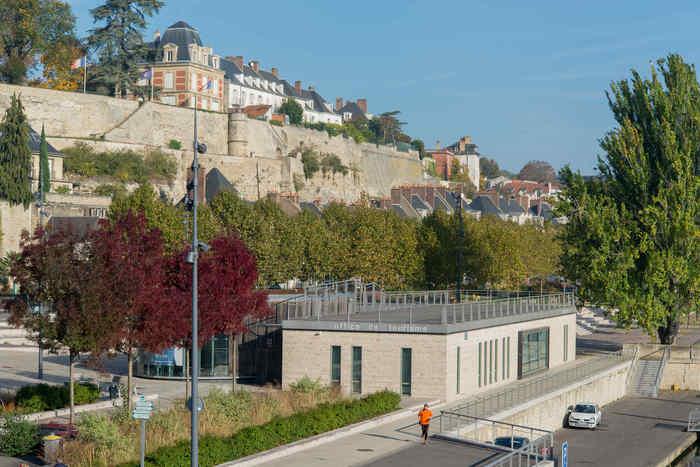 Journées du patrimoine 2020 - Visite libre de l'office de Tourisme de Cergy-Pontoise-Porte du Vexin
