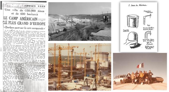 Journées du patrimoine 2020 - Ciné drive-in à la centrale nucléaire de Paluel