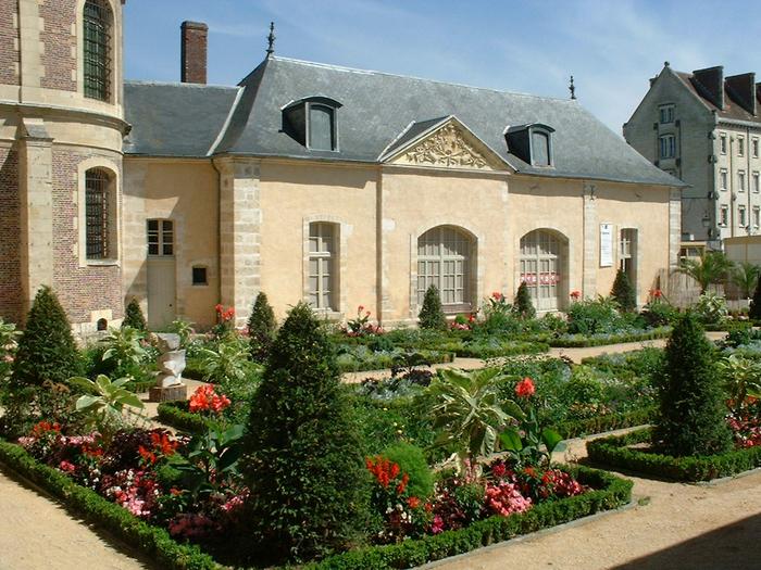Journées du patrimoine 2020 - Visite libre du jardin de l'Orangerie