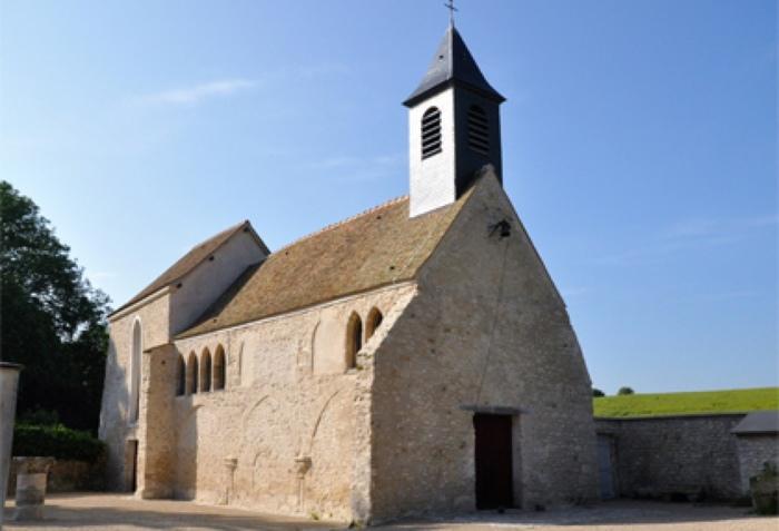 Journées du patrimoine 2019 - Visite libre de la chapelle Saint-Nicolas de Rennemoulin