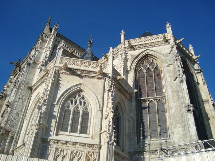 Journées du patrimoine 2020 - Visite guidée de l'église Saint-Pierre et Saint-Paul d'Aumale