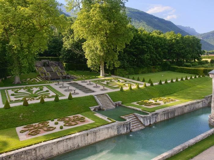 Journées du patrimoine 2020 - Visite des jardins et manœuvres des eaux des fontaines