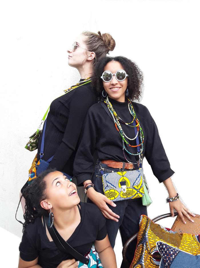 Journées du patrimoine 2020 - METIERS D'ART / Atelier-Boutique ZA'PRISTI, Isabelle Rioufol - Couturière, fabricante d'objets textiles à Valence