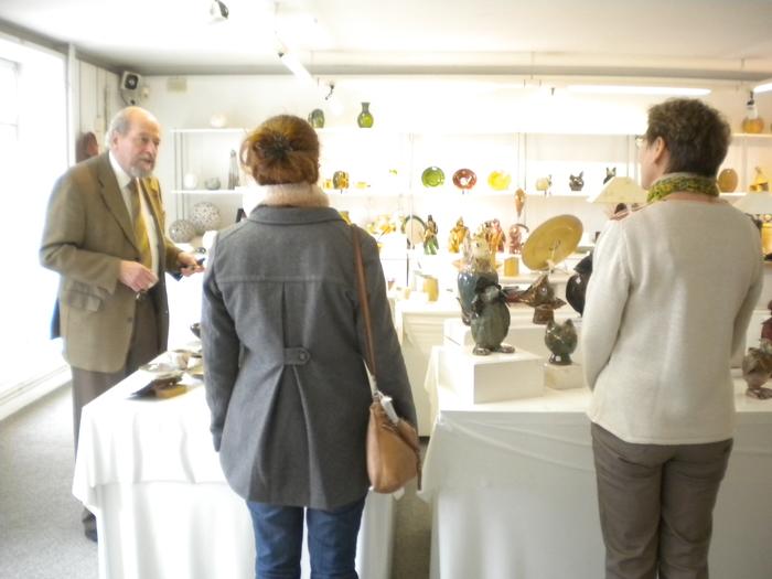 Journées du patrimoine 2019 - Visites commentées sur l'artisanat d'art au Centre Européen des Métiers d'Art