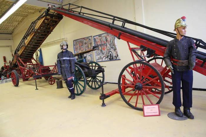 Journées du patrimoine 2019 - Visite libre du Musée du feu