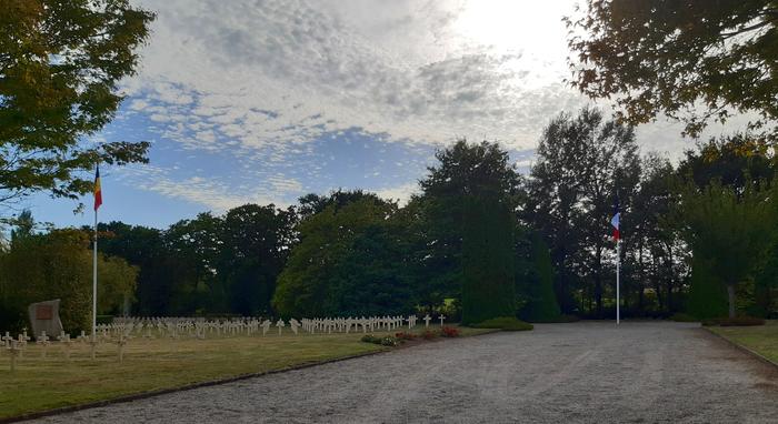 Journées du patrimoine 2020 - Visite guidée de la nécropole nationale de Sainte Anne d'Auray