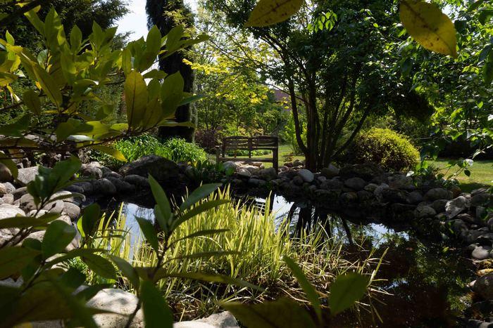 Journées du patrimoine 2020 - Visite jardin paysager
