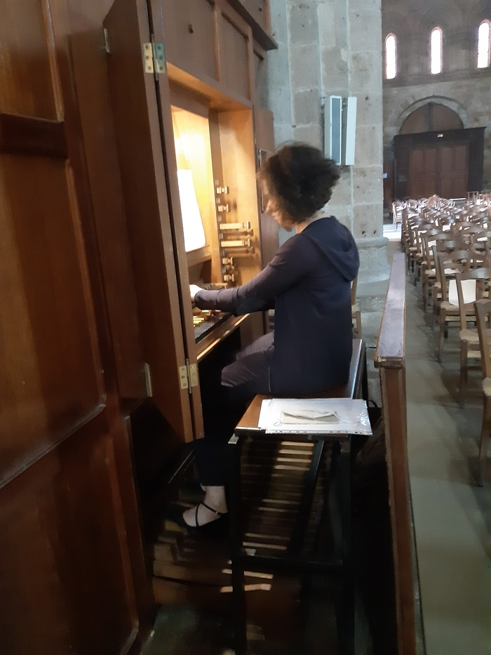 Journées du patrimoine 2020 - Concert d'orgue et accordéon