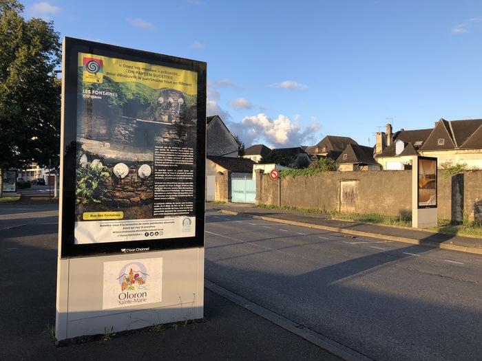 Journées du patrimoine 2020 - Exposition temporaire