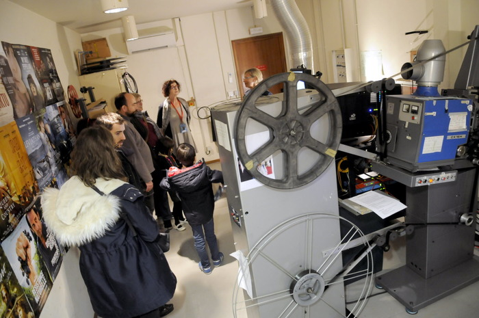 Journées du patrimoine 2019 - Visite guidée du cinéma
