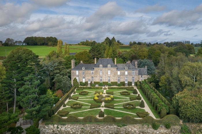 Journées du patrimoine 2020 - Journées du Patrimoine au Château et jardins de la Ballue. Visite des jardins monuments historiques