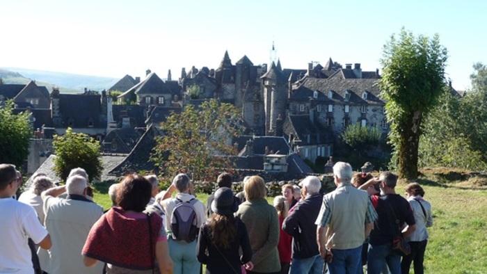 Journées du patrimoine 2019 - Visite commentée de Salers