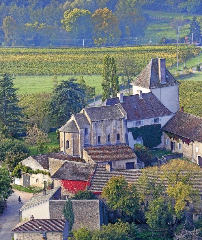 Journées du patrimoine 2019 - Visite de la Chapelle des Moines de Berzé-la-Ville