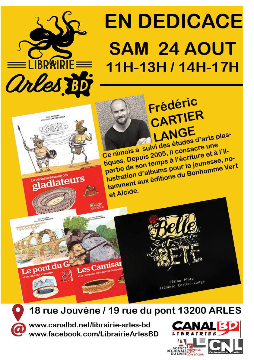 En partenariat avec le Festival Arelate Les journées romaines d'Arles