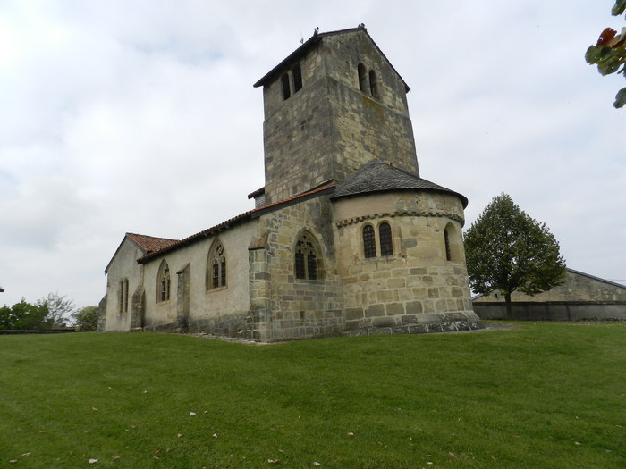 Journées du patrimoine 2019 - Visite guidée de l'église Saint-Jean Baptiste de La Viéville