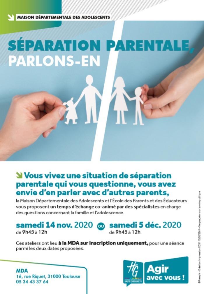 Séparation Parentale: Parlons-en