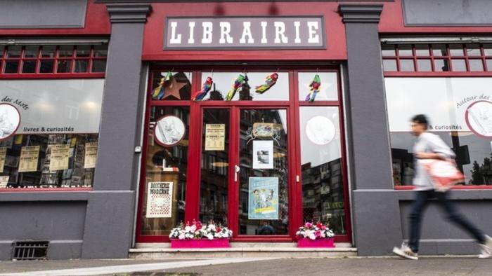 Journées du patrimoine 2020 - Annulé | Visite libre de la librairie