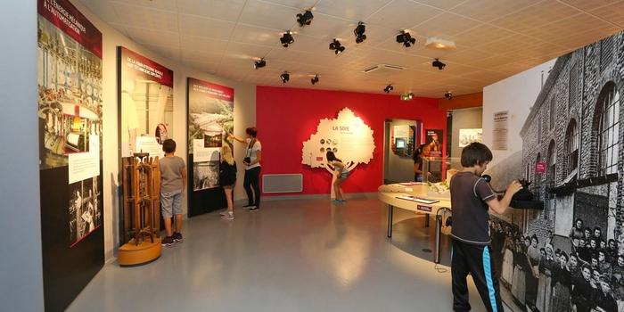Journées du patrimoine 2019 - Visite de l'Arche des métiers