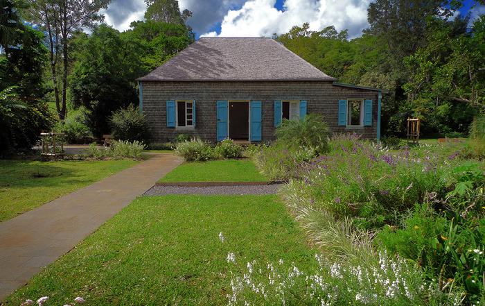 Journées du patrimoine 2019 - Visite botanique du domaine de Villèle